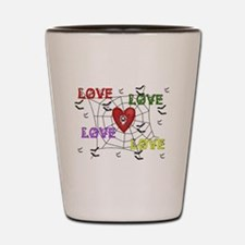 Cynical Love Shot Glass