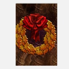 Harvest Moon's Golden Wreath Postcards (Package of