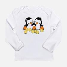 Penguin & Chicks Long Sleeve T-Shirt