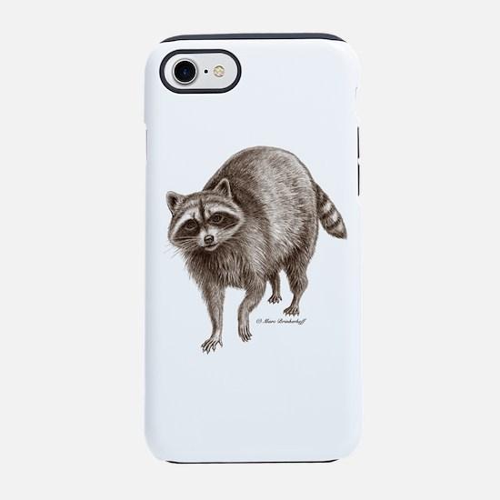 Raccoon ~ Iphone 8/7 Tough Case