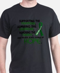Unique Support admire honor T-Shirt