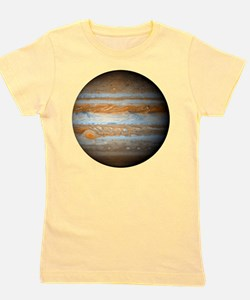 Cute Jupiter Girl's Tee