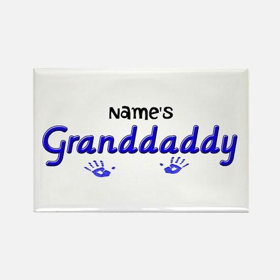 Granddaddy Rectangle Magnet