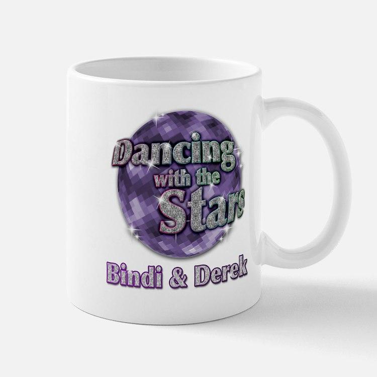 Dwts Bindi And Derek Mug Mugs