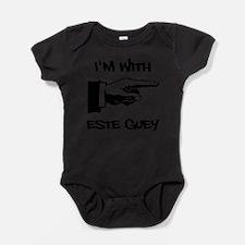 Unique Chicano Baby Bodysuit
