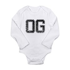 Cute Original Long Sleeve Infant Bodysuit