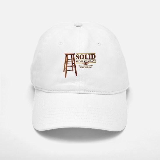 Solid Stool Cap