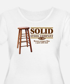 Solid Stool T-Shirt