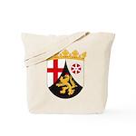 Rheinland Pfalz Coat of Arms Tote Bag