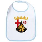 Rheinland Pfalz Coat of Arms Bib