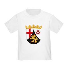 Rheinland Pfalz Coat of Arms T