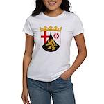Rheinland Pfalz Coat of Arms Women's T-Shirt