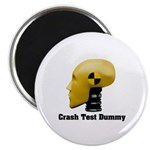 Crash Test Dummy Magnet