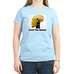 Crash Test Dummy Women's Light T-Shirt