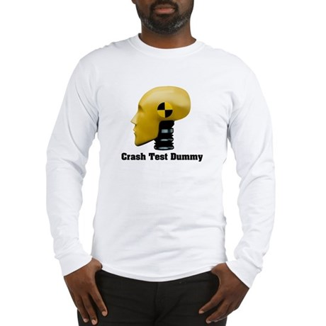 Crash Test Dummy Long Sleeve T-Shirt