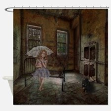 Room 13 - The Girl Shower Curtain