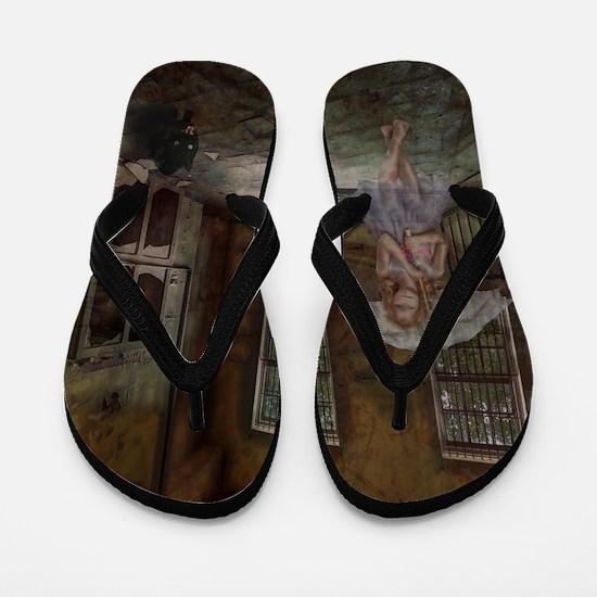 Room 13 - The Girl Flip Flops