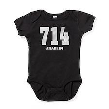 714 Anaheim Baby Bodysuit