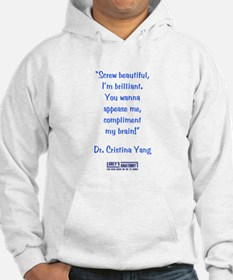 SCREW BEAUTIFUL! Hoodie