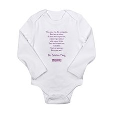 HAVE SOME FIRE... Long Sleeve Infant Bodysuit