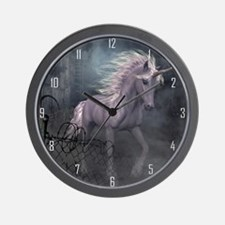 When the end is near begin the dreams Wall Clock