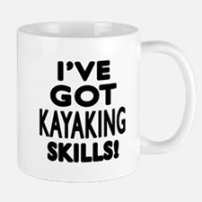 Kayaking Skills Designs Mug