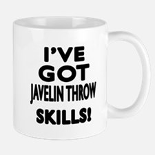 Javelin throw Skills Designs Mug