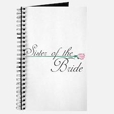 Elegant Sister of the Bride Journal