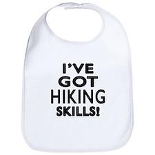 Hiking Skills Designs Bib