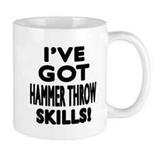 Hammer throw Skills Designs Mug