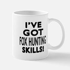 Fox Hunting Skills Designs Mug