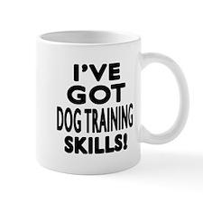 Dog Training Skills Designs Mug