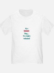 Harlequin Thing T-Shirt