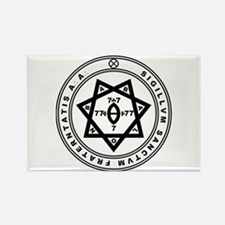 Sigillum Sanctum Fraternitati Rectangle Magnet