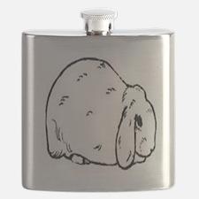 Mini Lop Flask