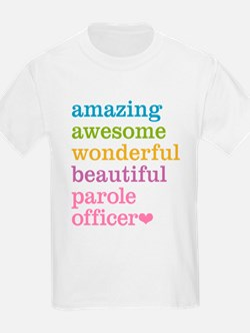 Amazing Parole Officer T-Shirt