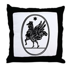Gnostic Seal Throw Pillow