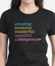 Amazing Spokesperson T-Shirt