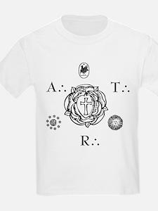 Sacred Seal of the ART  T-Shirt