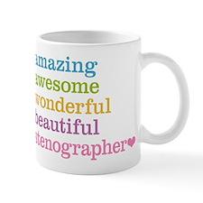 Amazing Stenographer Mugs
