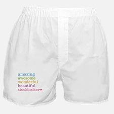 Amazing Stockbroker Boxer Shorts