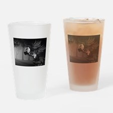 Pegasus Drinking Glass