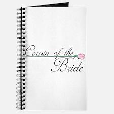 Elegant Cousin of the Bride Journal
