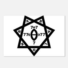 Babalon Seal Postcards (Package of 8)