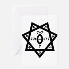 Babalon Seal Greeting Card