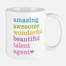 Amazing Talent Agent Mugs