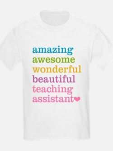 Amazing Teaching Assistant T-Shirt