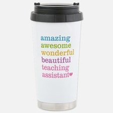 Amazing Teaching Assist Stainless Steel Travel Mug
