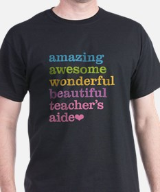 Amazing Teachers Aide T-Shirt