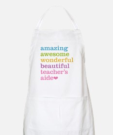 Amazing Teachers Aide Apron